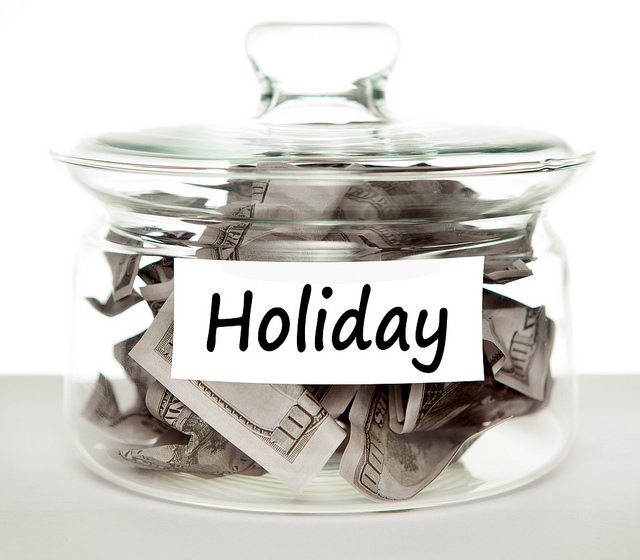 Holiday cash