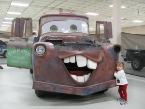 Tow-mater - Wichita Falls World of Wheels