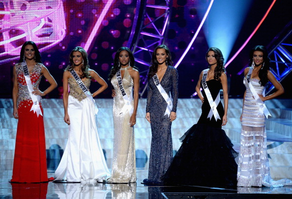 Miss USA Finalist