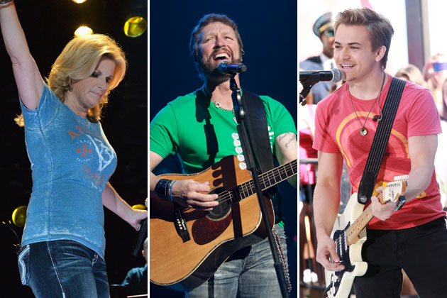 Country Stars Remember September 11 Attacks