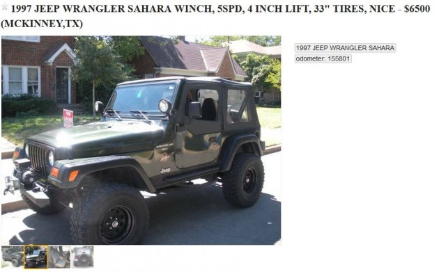 Manliest Craigslist Post Ever