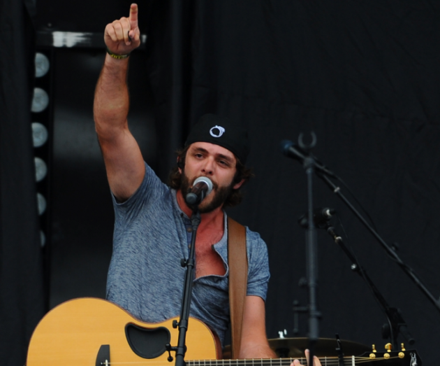 Thomas Rhett 'It Goes Like This' Number One