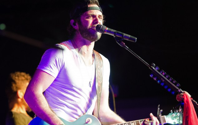Thomas Rhett in Wichita Falls